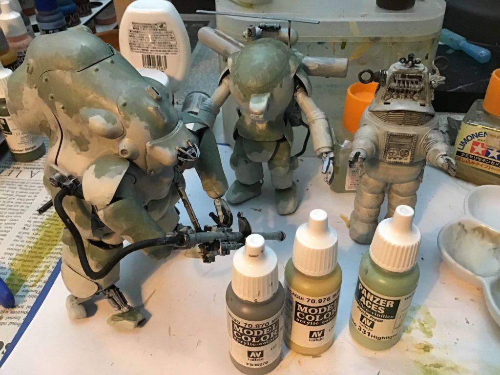 ロボットバトルVホワイトナイト
