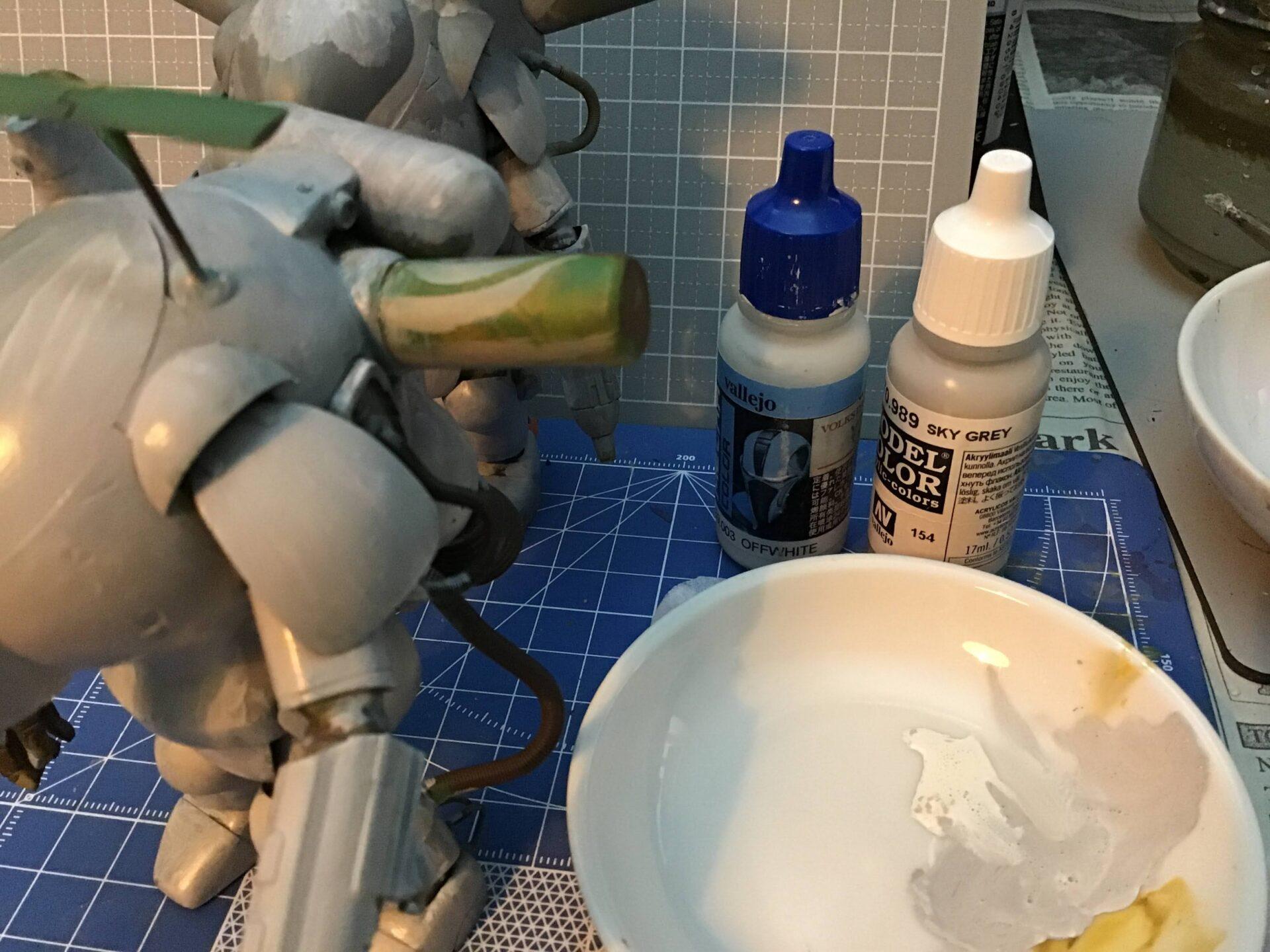 シーピック 塗装